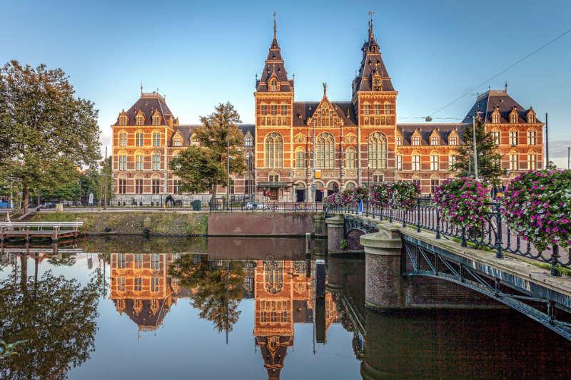 Amsterdam Holanda - ciudades mas lindas del mundo