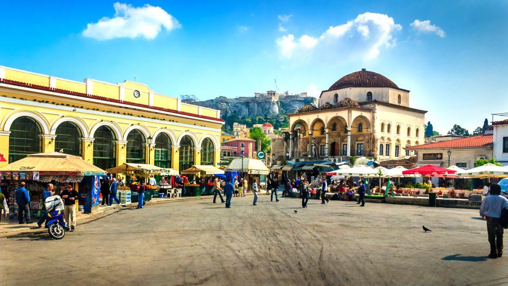 Monastiraki - Atenas - Grecia