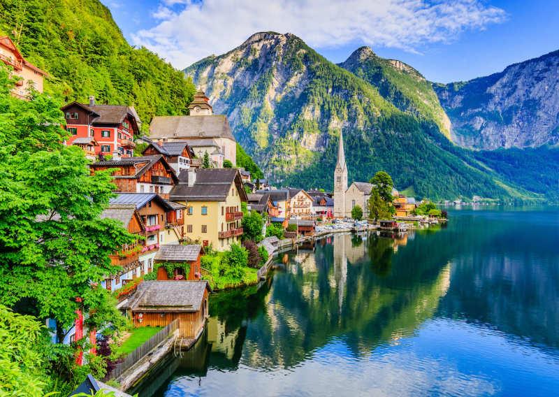Austria - donde viajar en agosto