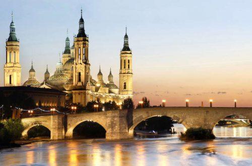 Basílica de Nuestra Señora del Pilar - catedrales en españa