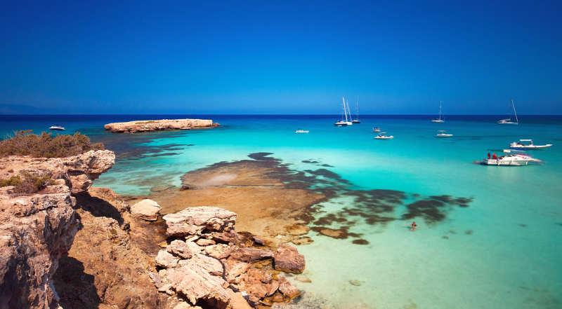 Blue Lagoon - Isla de chipre