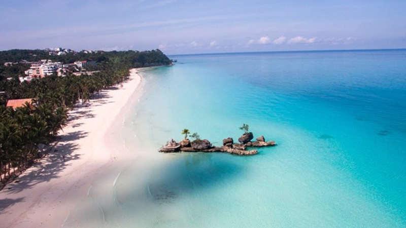 Boracay Filipinas - viajar en invierno