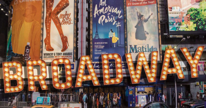 Broadway - lugares turisticos nueva york