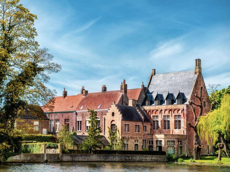Brujas Bélgica - ciudades mas bellas del mundo