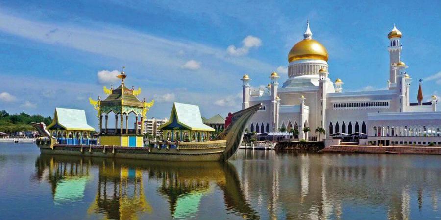 Brunei Darussalam pib capita