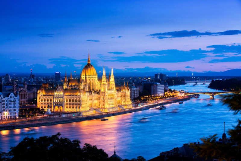 Budapest - viajar barato europa