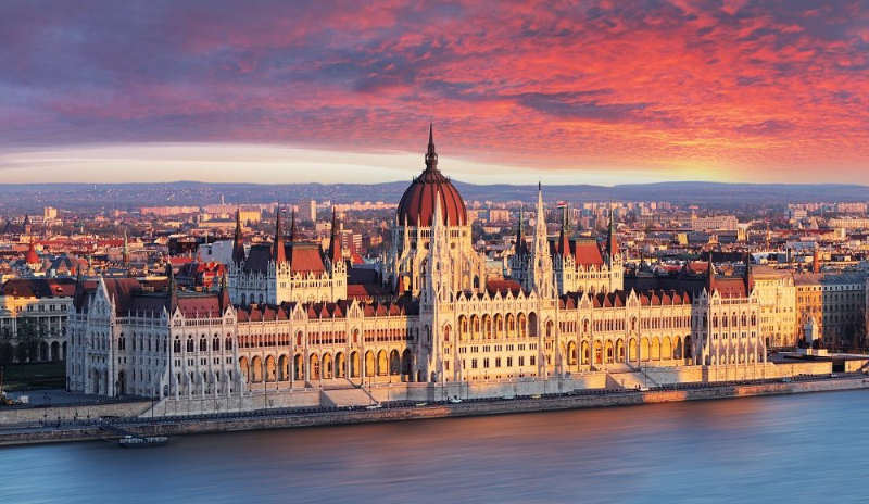 Budapest - ciudad mas bonita del mundo