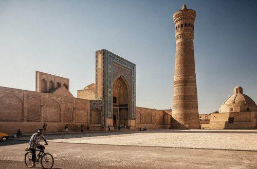 Bukhara - Ruta de la Seda