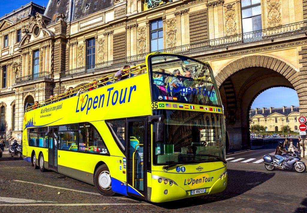 Paris-OpenTour-Francia