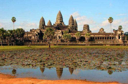 Camboya guía de viaje
