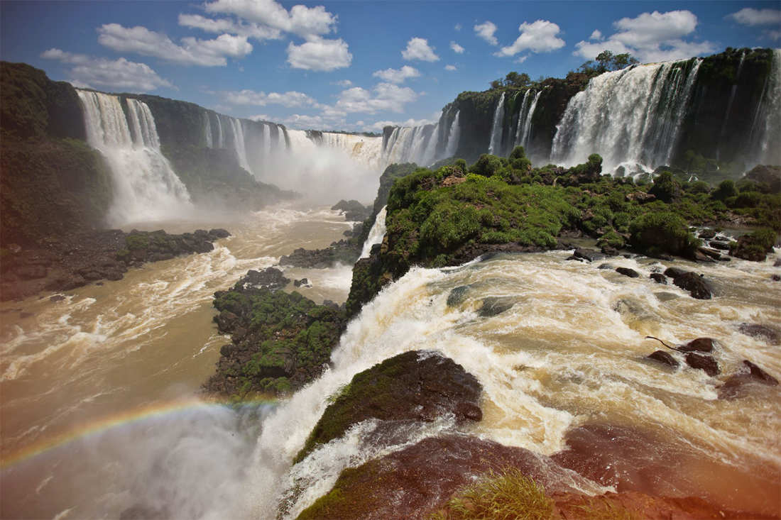 Cataratas del Iguazú - paisajes mas bonitos del mundo