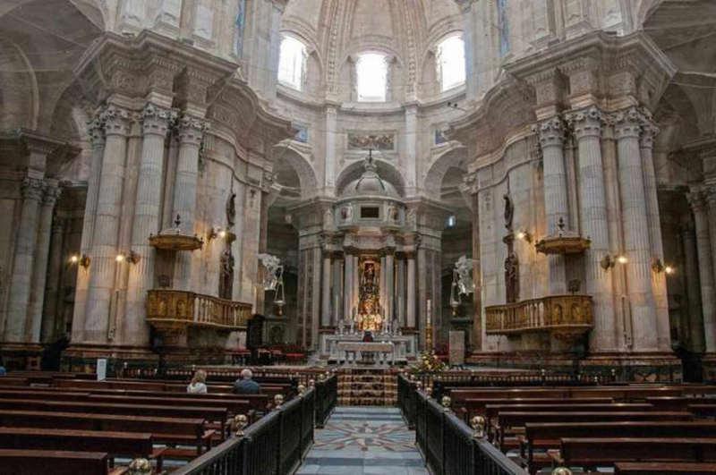 Catedral de cadiz - catedrales en españa