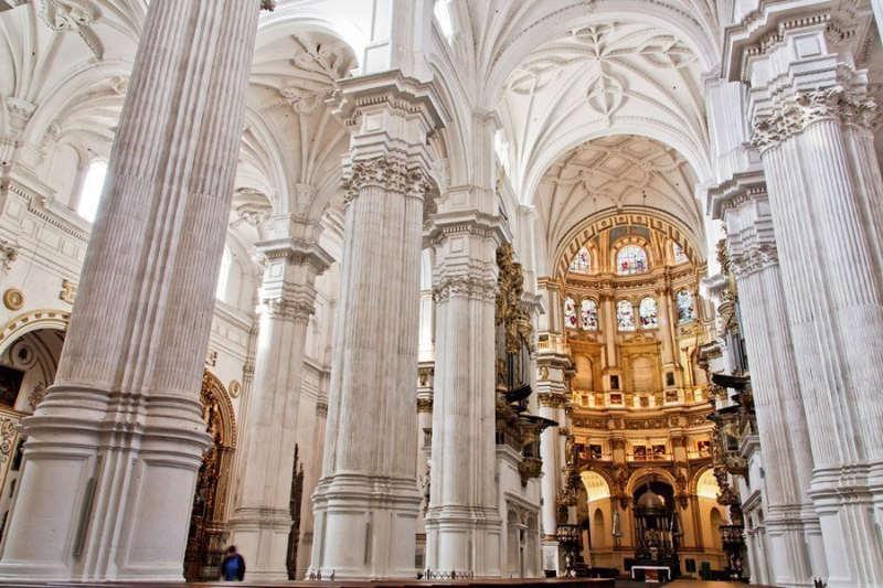 Catedral de granada - catedrales en españa