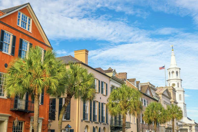 Charleston - las ciudades mas bonitas del mundo