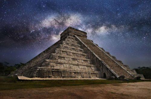 Chichén Itzá - maravillas del mundo