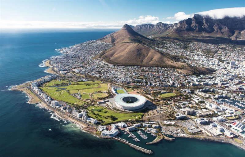 Ciudad del Cabo - donde ir de vacaciones en verano