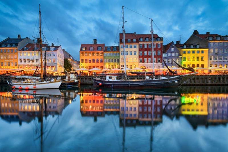 Copenhagen - donde viajar en invierno 2020