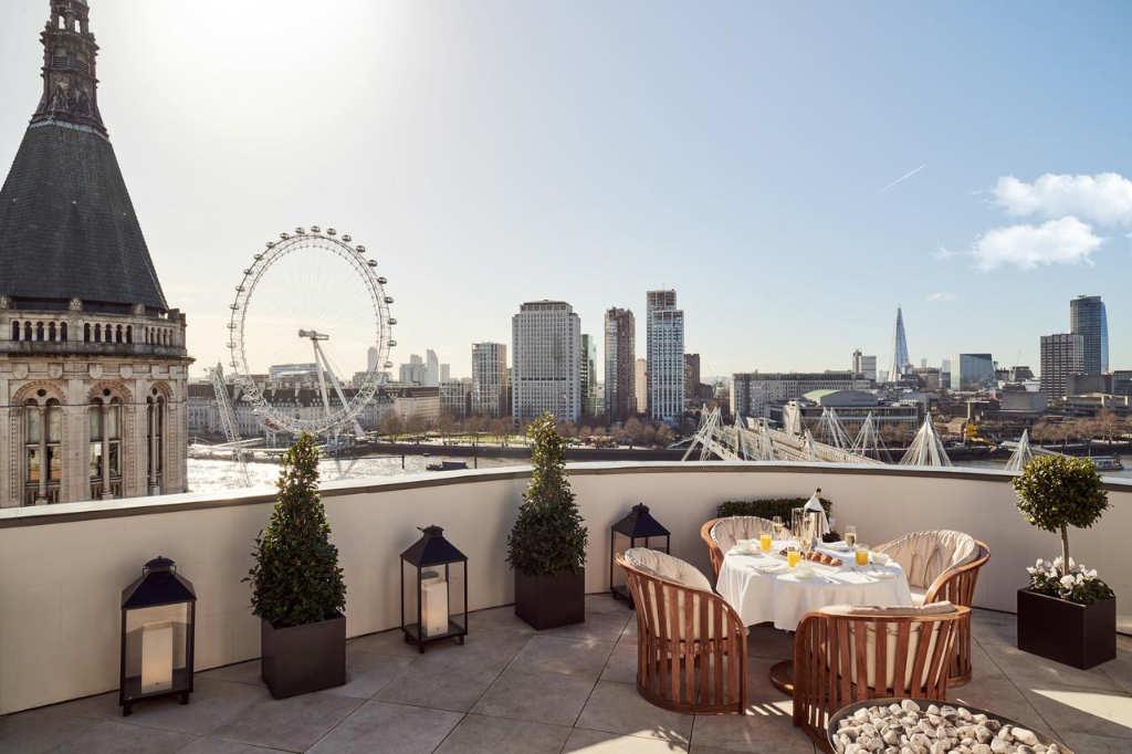 Corinthia Hotel London - hoteles mas caros del mundo