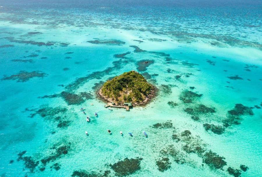 Crab Cay - Providencia Colombia