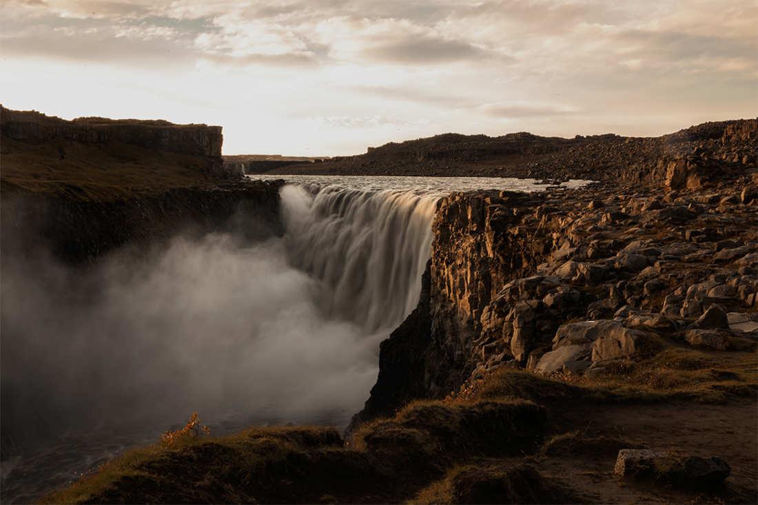 Dettifoss - Islandia - paisajes mas bonitos del mundo
