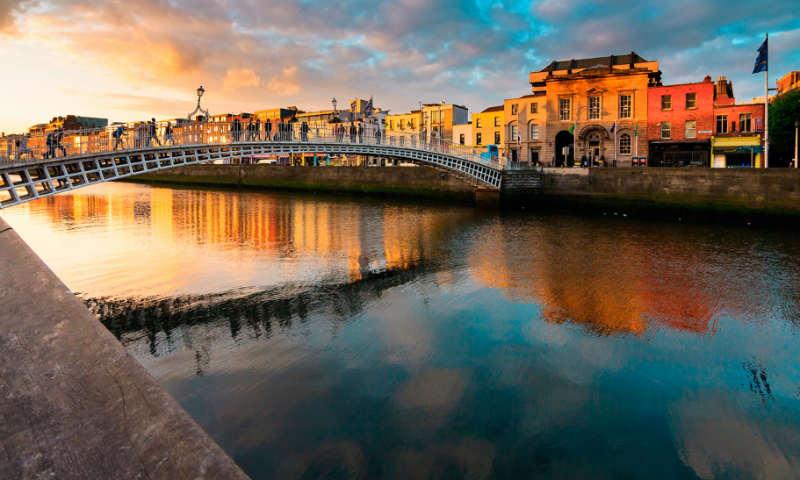Dublin - donde viajar en primavera europa