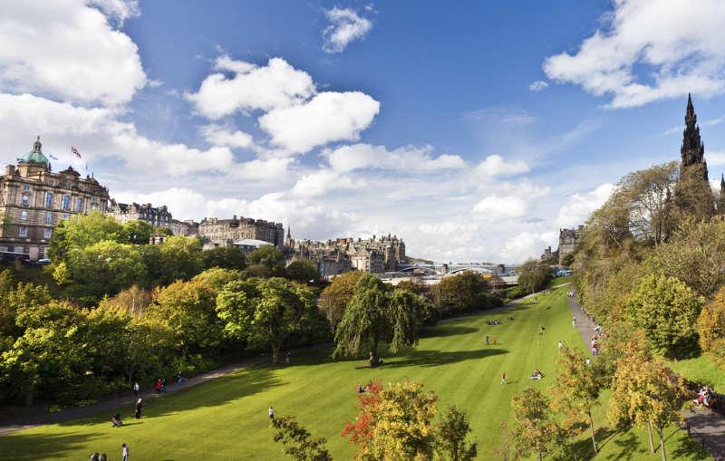 Edimburgo y Leith - ciudades mas bonitas del mundo