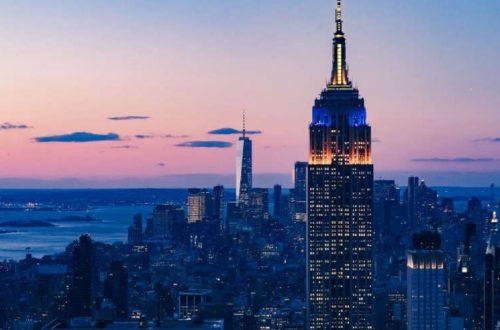 Empire State Building - lugares turisticos nueva york