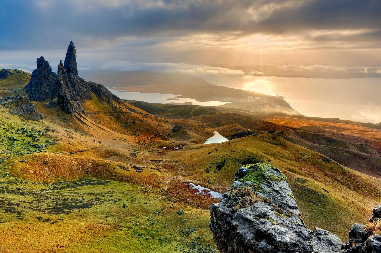 donde viajar julio escocia