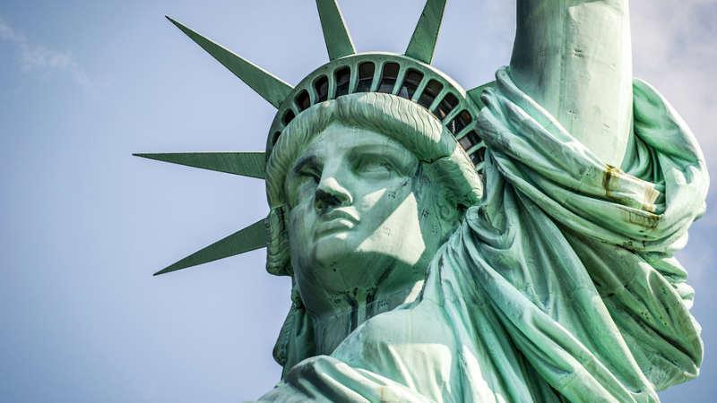 Estatua de la Libertad - sitios para ver en nueva york