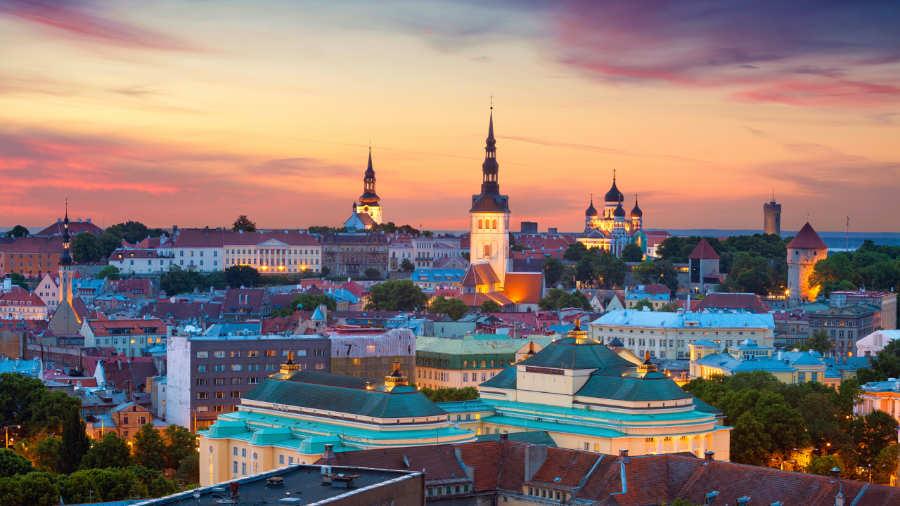 Estonia - destinos europa baratos