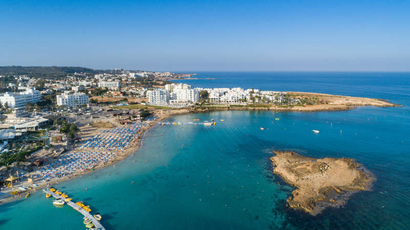 Fig Tree Bay Protaras - Isla de Chipre