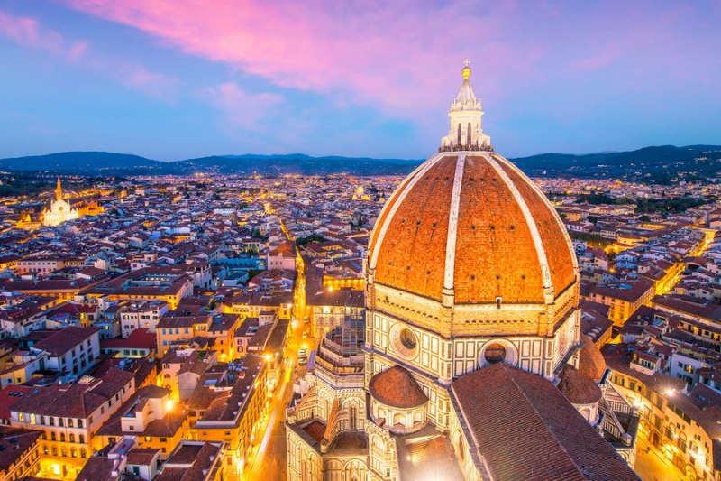 Florencia - viajar en otoño