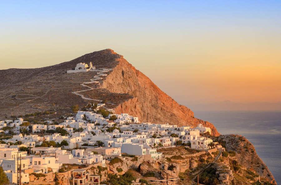Folegandros - islas cicladas grecia