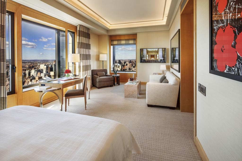 Four Seasons Hotel New York - hoteles mas caros del mundo