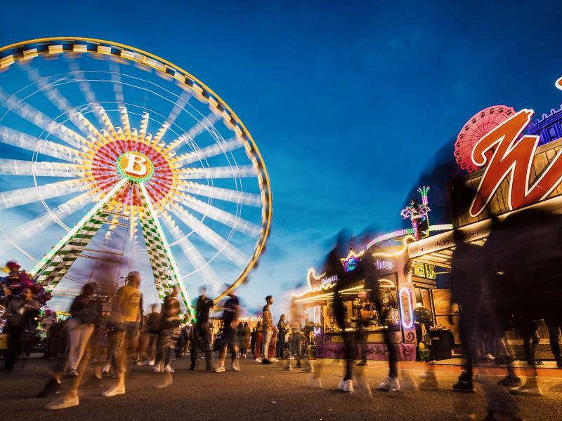 Frühlingsfest Munich - donde ir en mayo