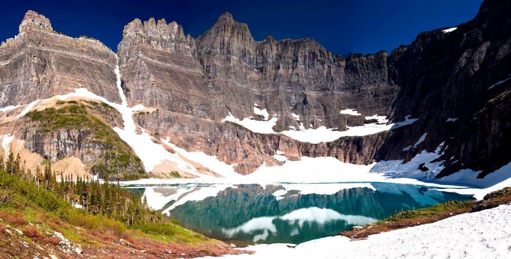 Parque Nacional de los Glaciares, Montana, EEUU