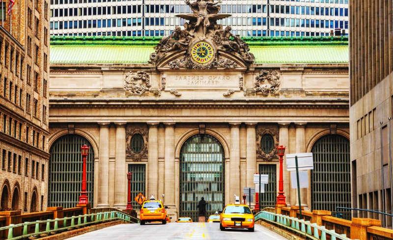 Grand Central Terminal - lugares turisticos nueva york