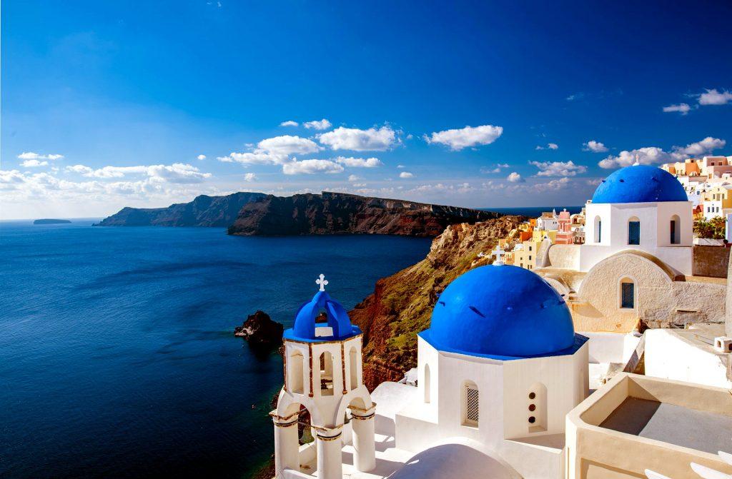 vistas Grecia