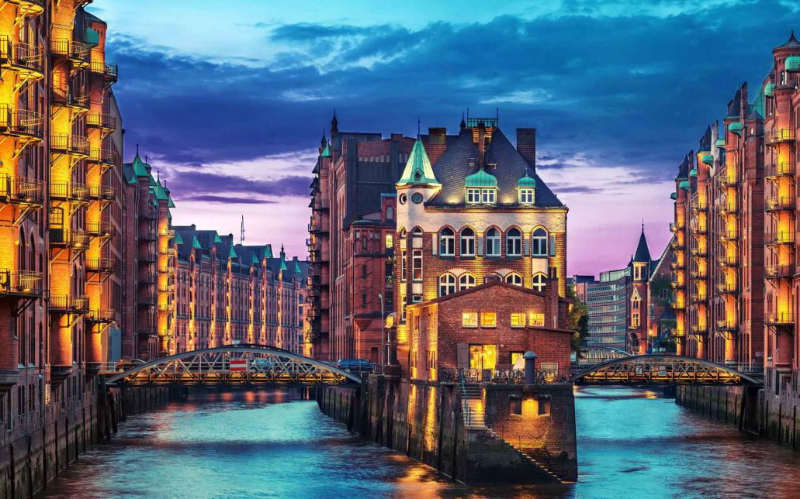 Hamburgo - donde ir en verano