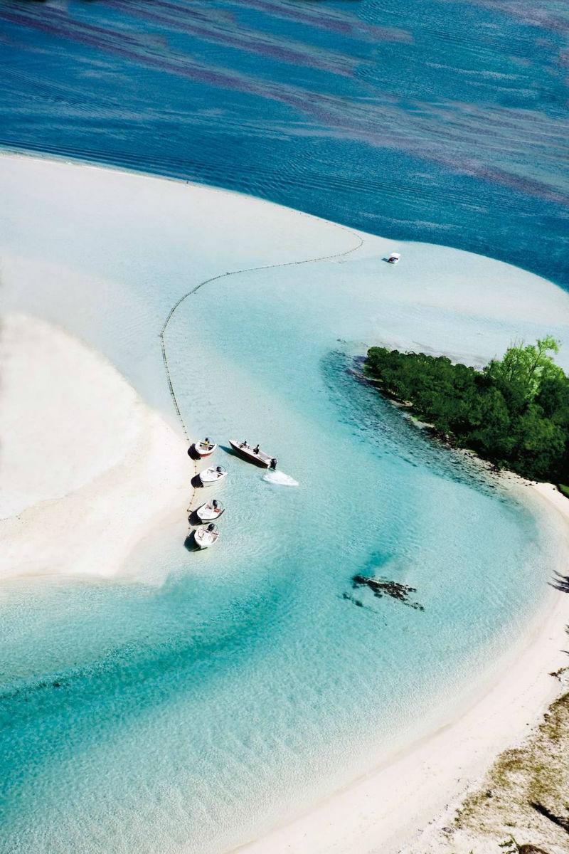 Isla Mauricio en octubre