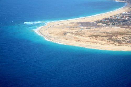Isla de Sal Cabo Verde