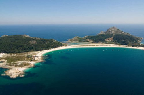 Islas Cíes Galicia
