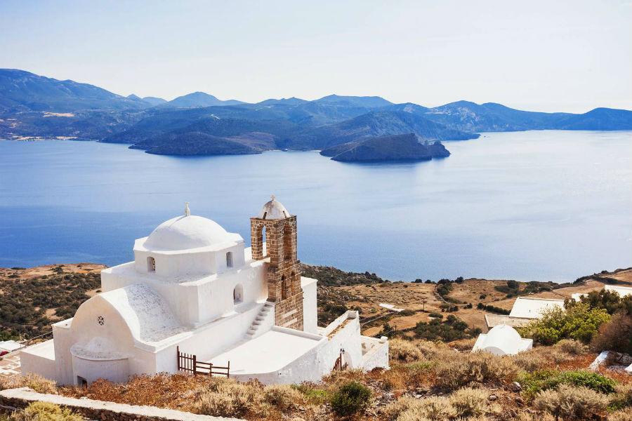 viajar en octubre islas griegas