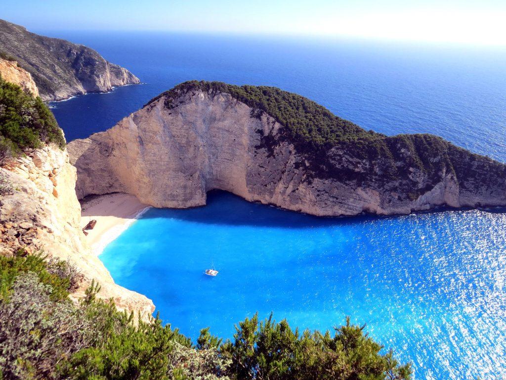 islas jónicas, Grecia