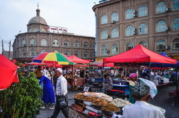 Kashgar-Ruta de la Seda