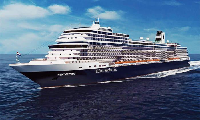 Koningsdam - cruceros para familias con niños