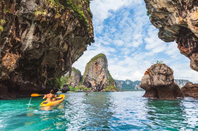 Krabi - donde viajar en diciembre