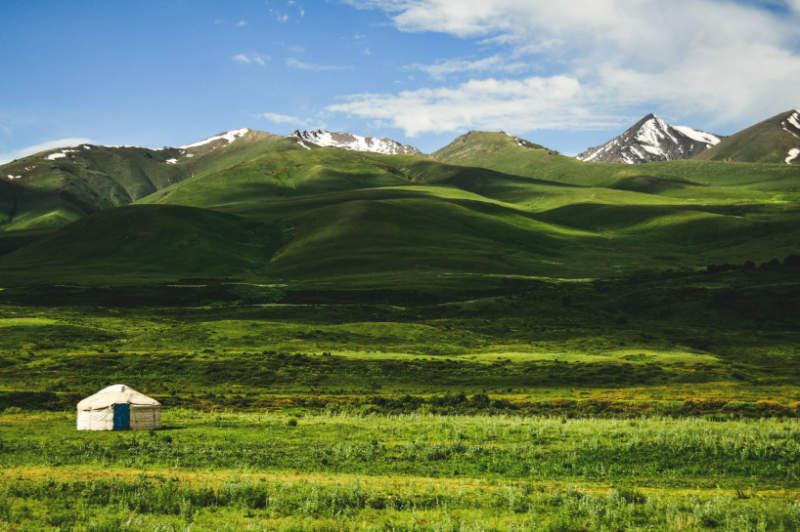 Kyrgyzstan-Ruta de la Seda