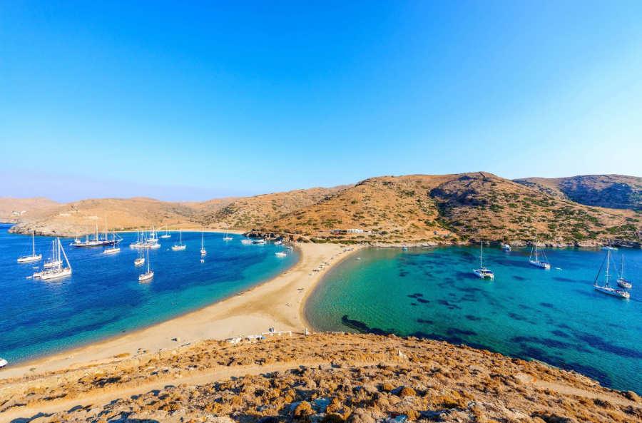 Kythnos - islas cicladas
