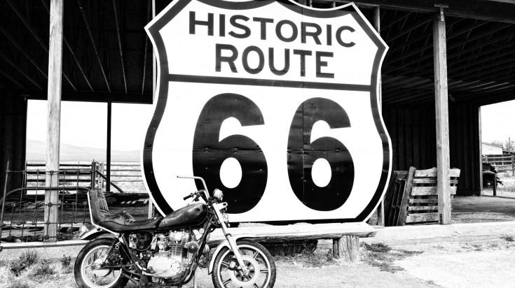 La historica ruta 66